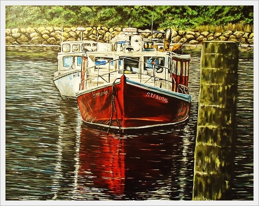 Red Boat - Sterling